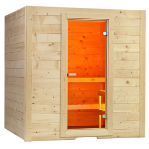 Sentiotec fínska sauna BASIC MEDIUM