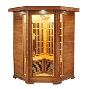 France sauna Luxe 2/3