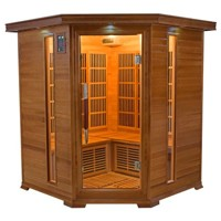 France sauna Luxe 3/4